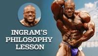 INGRAM'S PHILOSOPHY LESSON