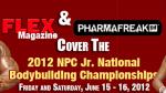 NPC JUNIOR NATIONAL 2012