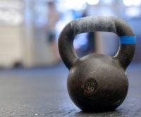 Cardio Corner: Be a Kettlebell Swinger