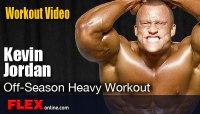 Kevin Jordan Off Season Arm Workout
