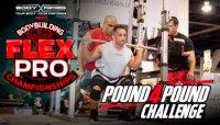 FLEX Pro Pound-4-Pound Challenge!