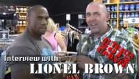 IFBB Pro Lionel Brown Interviewed by Tony Doherty - 2012 Australian Pro