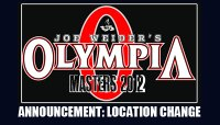 IFBB MASTERS OLYMPIA MOVING TO MIAMI, FLORIDA