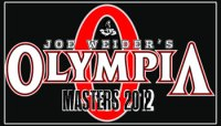 2012 Masters Olympia Press Release - Date & Location Selected