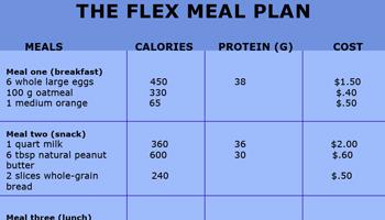 4000 calorie diet a day bodybuilders pdf
