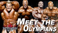 Meet the Legends of the Olympia at the Toronto Pro