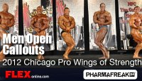 Mens Open Prejudging First Callouts