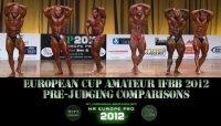 European Cup Amateur IFBB 2012