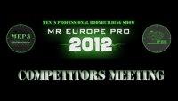 MR EUROPE PRO 2012
