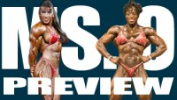 2008 MS. OLYMPIA PREVIEW