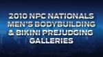 2010 NPC NATIONALS MEN'S BODYBUILDING & BIKINI PREJUDGING