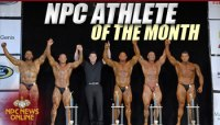NATIONAL PHYSIQUE COMMITTEE ANNOUNCES MARCH ATHLETES OF THE MONTH