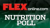 POLL: DO YOU CHECK NUTRITIONAL INFO ON MENUS BEFORE ORDERING?