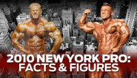NEW YORK PRO FACTS & FIGURES