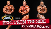 OLYMPIA BEST... RESULTS