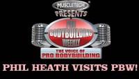 Phil Heath Speaks on PBW!