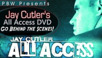 """PBW PRESENTS: JAY CUTLER'S """"ALL ACCESS"""" DVD RELEASE"""