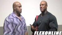 2008 ARNOLD CLASSIC INTERVIEWS