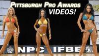 Women's Fitness, Figure, and Bikini Awards