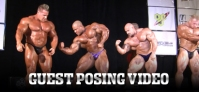 THE IFBB'S BEST GUEST POSE IN PITTSBURGH!