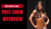 Interview with the Bikini Champ!