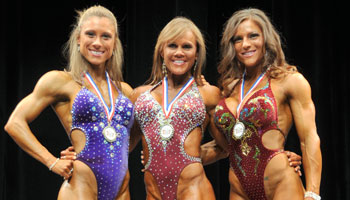 NEW YORK PRO FITNESS GALLERIES AND RESULTS