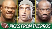 NFL PICKS FROM THE PROS