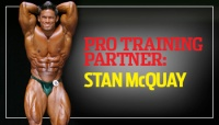 PRO TRAINING PARTNER: STAN MCQUAY