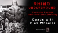 Exclusive Footage of the Rhino Training for the Flex Pro 2012