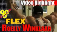 Bodypower Highlight - Roelly Winklaar Hits the Gym