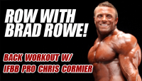Row with Brad Rowe