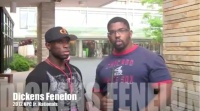 Larry Brown Interviews Dickens Fenelon after the 2012 NPC Jr. Nationals