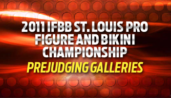 2011 ST. LOUIS PRO PREJUDGING GALLERIES