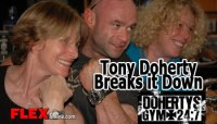 Tony Doherty Breaks Down the Upcoming Events Here Downunder for the 2012 Australian Pro and FitX