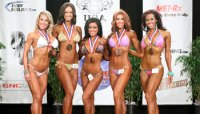 2010 IFBB TOURNAMENT OF CHAMPIONS FINAL RESULTS