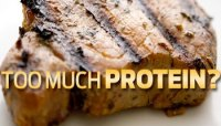 Too Much Protein?