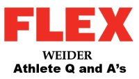 Flex Weider Q and A's Now Online