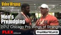 2012 Chicago Pro Men Prejudging Wrapup