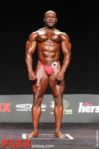 Milton Holloway, Jr. - Mens Open - 2011 FLEX Pro