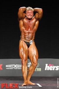Danius Brazinskas - Mens Open - 2011 FLEX Pro