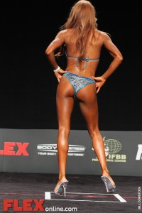Amanda Turchin - Womens Bikini - FLEX Bikini Model Search LA 2011