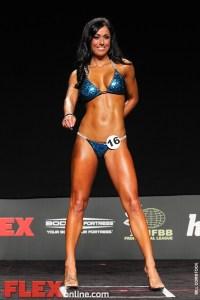 Stephanie Mahoe - Womens Bikini - FLEX Bikini Model Search LA 2011