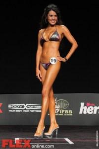 Sherry Jin - Womens Bikini - FLEX Bikini Model Search LA 2011