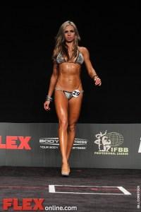 Eva Escamilla - Womens Bikini - FLEX Bikini Model Search LA 2011