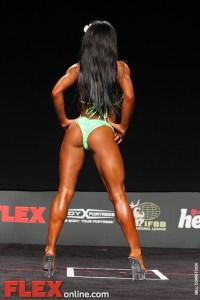 Heather Clay - Womens Bikini - FLEX Bikini Model Search LA 2011