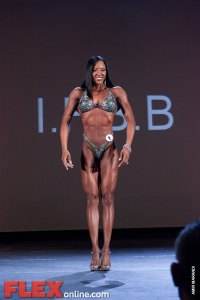 Teresa Anthony - Womens Figure - 2011 St. Louis Pro