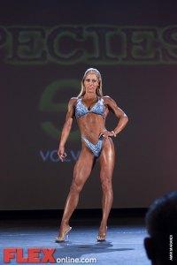 Melissa Frederick - Womens Figure - 2011 St. Louis Pro