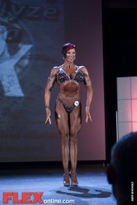 Mikaila Soto - Womens Figure - 2011 St. Louis Pro