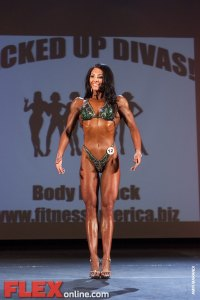 Monica Specking - Womens Figure - 2011 St. Louis Pro