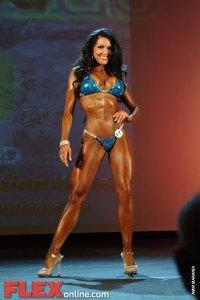 Jennifer Andrews - Womens Bikini - 2011 St. Louis Pro